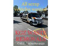 KGZ SCRAP Vehicles