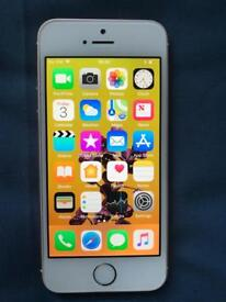 Iphone 5SE on Vodafone excellent condition
