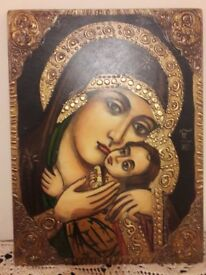 Icon of Ηolly Mary