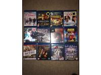 12 Blu-ray films