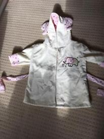 Child's dressing gown size S