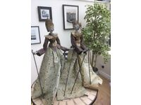 INDONESIAN COLLECTIBLES - JAVANESE PUPPETS