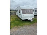 Lunar Lexon EW year 2003 four berth with fixed bed at rear