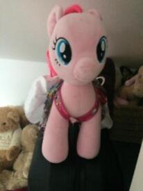 My little pony teddy