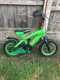 """UX12 POWER BIKE, 12.5"""" WHEELS, fully working and really good condition except a few scuffs on seat"""