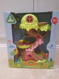 Happyland Forest Fairy Treehouse New