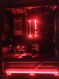 Nvidia gtx 1070 8Gb, intel i5 7600k, 16 gb ram
