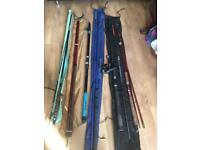 Load of fishing gear for sale