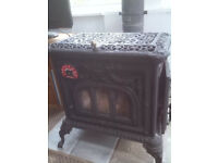 Hunter Select Wood Burner