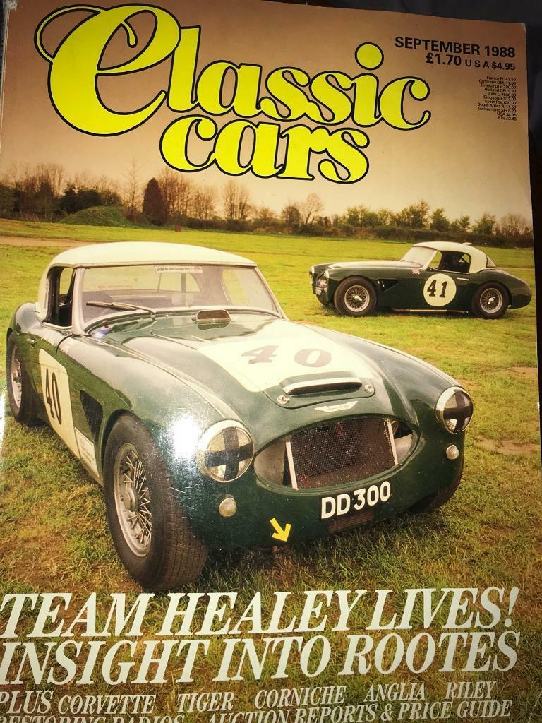 Classic car magazines and papers | in Hyde, Manchester | Gumtree