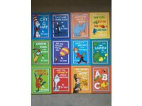 Dr Seuss Collection. 12 Books. Brand New Condition. The Cat in the Hat, Fox in Socks and 10 more
