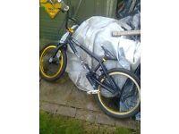 bike-bmx voodoo malice -- in vgc -for sale