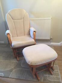 Dutailier Nursing Chair / Gliding Chair / Rocking Chair