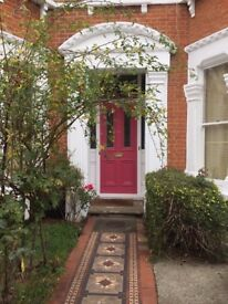 LARGE, DBL ROOM, AVAILABLE 10 JUNE, IN FRIENDLY HOUSE W/ GARDEN £600PCM INC BILLS