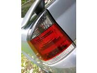 Vectra C sri 2003 rear lights
