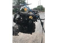 2 engines fit vivaro traffic 1.9cdti one with 111k 151k
