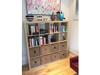 IKEA Expedit (now Kallax) 4x4 bookcase