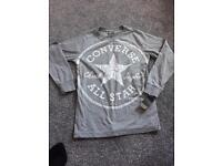 Brand new converse top age 10/12