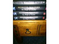 Minette Walters First Editions