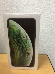 Apple iPhone Xs | (256GB) Storage Capacity Apple | Space Grey | Unlocked | Factory Sealed Box
