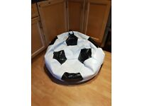 Football beanbag gaming chair