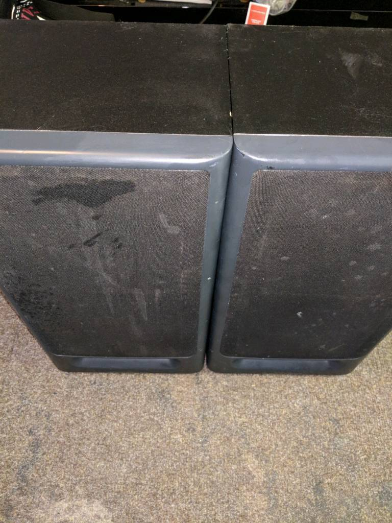 Goodmans speakers 6350