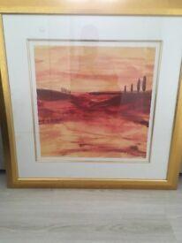 Ian Warwick King print