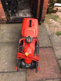 Lawnmower and strimer