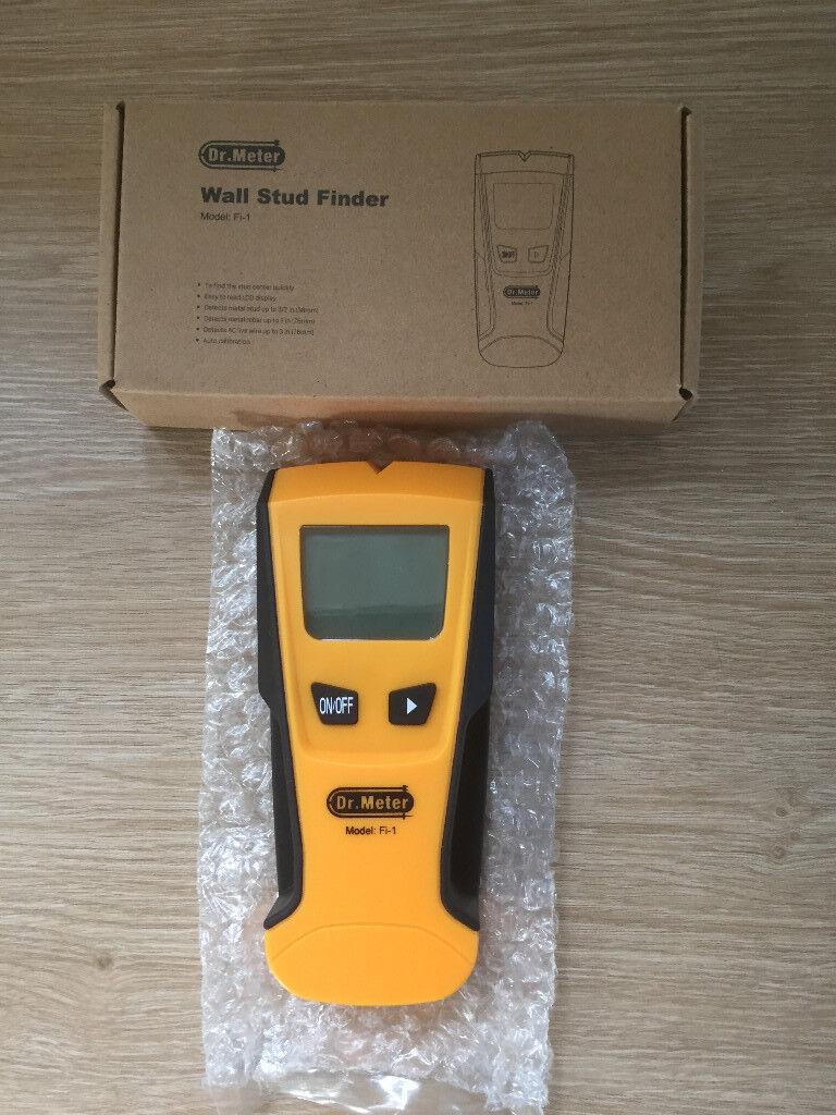 **Dr Meter Backlight Stud, Metal, AC Wire Scanner  Wall Stud Finder,  Electronic StudSensor **   in Stoke-on-Trent, Staffordshire   Gumtree