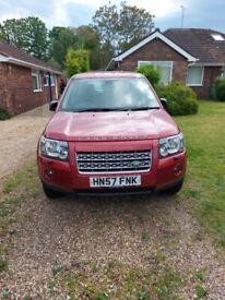 image for Land Rover, FREELANDER, Estate, 2007, Manual, 2179 (cc), 5 doors