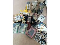 Job lot of Star Wars collectables.