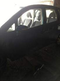 Honda jazz 2005 Passenger Front Door blue