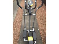 Everlast elliptical trainer for sale