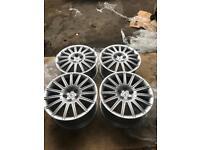 maserati spyder wheel 18 inch
