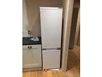 Beko Integrated Fridge Freezer