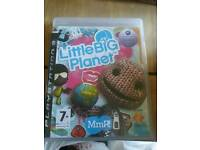 Ps3 game LITTLE BIG PLANET