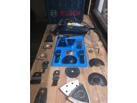 Bosch professional multi tool