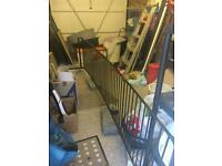 Baby/dog gate and fencing