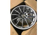 "100+ Tornado 17"" Alloy wheels brand new in boxes."