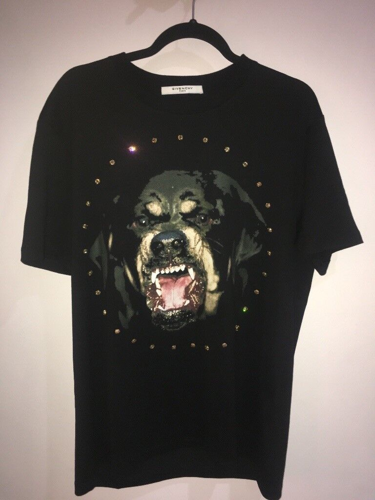 Givenchy Rottweiler t-shirt 100% authentic  7801c946f