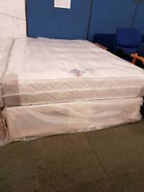 Excelsior orthopaedic kingsize bed