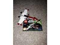 Lego Star Wars sealed packet and extra figures