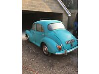 Morris Minor 1000 - 1968 Road Tax Exempt