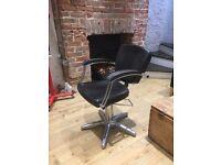 Used R.E.M salon chairs