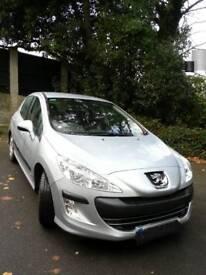 Peugeot 308 1.4L petrol