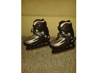 ice skates size 12 to 2 / size 30 to 34