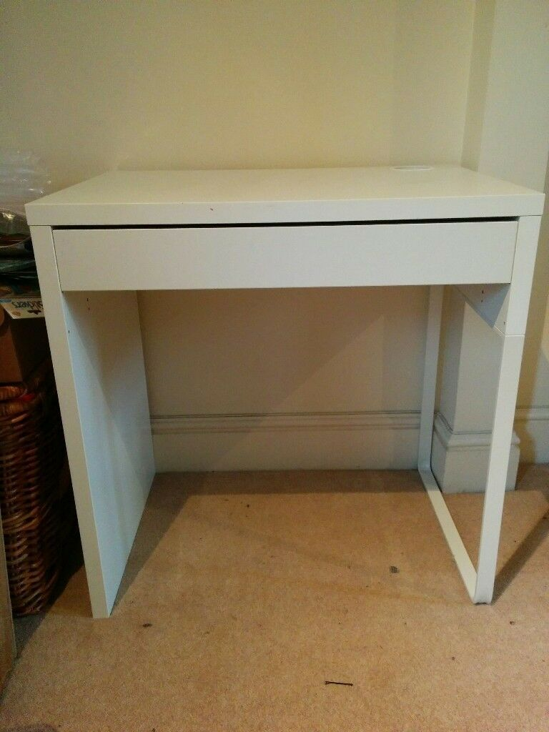 IKEA Micke White Desk only £15