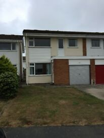 Penrhyn Bay, 3 Bed house with garage and garden