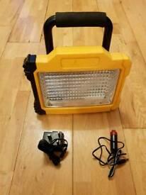 Led battery light