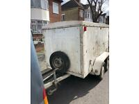 Box trailer with a twin axle!! QUICK SALE!!